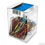 Spinacz kolor duży 50mm 100szt. op.6H 679 E&D Plastic