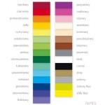 Karton A4-20ark. mix kolor. Kreska