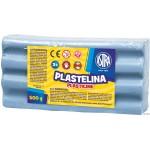 Plastelina Astra 500g niebieska jasna 303117008 ASTRA
