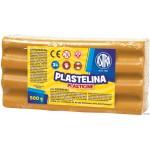 Plastelina Astra 500g pomarańczowa 303117005 ASTRA