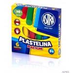 Plastelina 6 ASTRA 5535 83811905