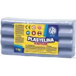 Plastelina LUZEM ASTRA(1kg)blekitna 303111014