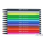 Pisaki zmywalne 12 kolorowe TO-591 0 5 TOMA