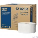 Papier toaletowy TORK ADVANCED JUMO mini (12) 170m 2 warstwowy biały 120231