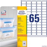 Etykiety na mrożonki L7971-25 38,1 x 21,2 25ark Avery Zweckform