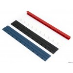 Listwa GREENBINDER 20mm (50) czarne 421202 ARGO