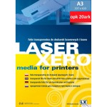 Folia A3 do drukarek laser(20) ARGO 413032