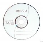 Płyta OMEGA CD-R 700MB 52X CAKE (100) OM100K