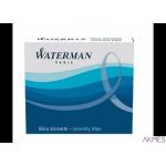 Naboje INTERNATIONAL (6 szt) niebieski floryda S0110950 WATERMAN