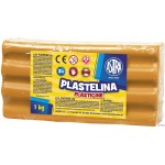 Plastelina LUZEM ASTRA(1kg)pom arańczowa 83814922/303111005