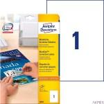 Etykiety korekcyjne 6094 210x297 25 ark. Avery Zweckform