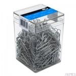 Spinacze metal 32mm (300sztuk) VICTORY plastikowe pudełko