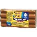Plastelina LUZEM ASTRA(1kg)tarakota 303111021