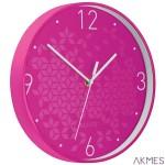 Zegar Leitz WOW, różowy 90150023