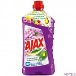 AJAX Płyn do mycia podłóg Floral Fiesta 1l Kwiaty Bzu *62213