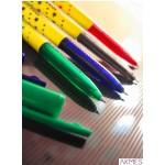 Długopis SUNNY czerwony TO-050 TOMA