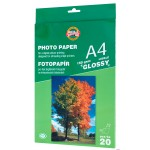 Papier FOTO A4/20ark GLOSS 150 g/20 9757L150