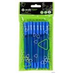 Długopis Pixel 0,5mm, 8 sztuk, niebieski 201318020 ZENITH