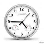 Zegar ścienny LYON biały EHC016W ESPERANZA