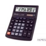 Kalkulator VECTOR VC-444 czarny 12p