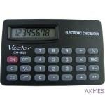 Kalkulator VECTOR CH-853 kiesz 8p