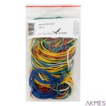 Gumki recepturki mix kolorów 100g VICTORY VO2W100G-99 w torebce