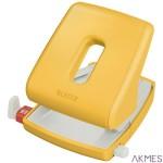 Dziurkacz Leitz Cosy, żółty, 30 kartek, 10 lat gwarancji 50040019