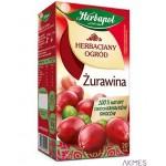Herbata HERBAPOL HERBACIANY OGRÓD ŻURAWINA (20 saszetek)