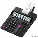 Kalkulator z wbudowaną drukarką, czarny CASIO HR-200RCE