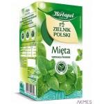Herbata HERBAPOL ZIELNIK POLSKI mięta (20 saszetek)