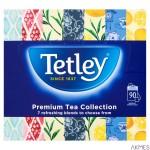 Herbata TETLEY PREMIUM TEA COLLECTION 90kop 7 smaków
