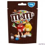 Czekoladowe kulki M&Ms CHOCOLATE w kolorowych skorupkach 150g