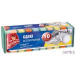 Zmywaki gąbka do zmywania (10 szt.) ANNA ZARADNA PG-5208