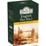 Herbata AHMAD ENGLISH No.1 liściasta czarna 100g