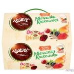 Cukierki WAWEL MIESZANKA KRAKOWSKA Nowe Smaki galaretki w czekoladzie 2,8kg