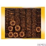 Słoneczniki TAGO dekorowane z polewą czekoladową 2,5kg luz