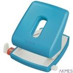 Dziurkacz Leitz Cosy, niebieski, 30 kartek, 10 lat gwarancji 50040061